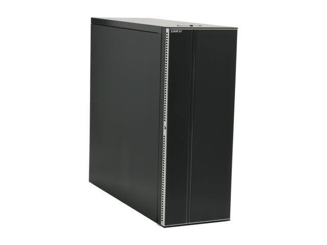 LIAN LI PC-A71B Black Aluminum ATX Full Tower Computer Case