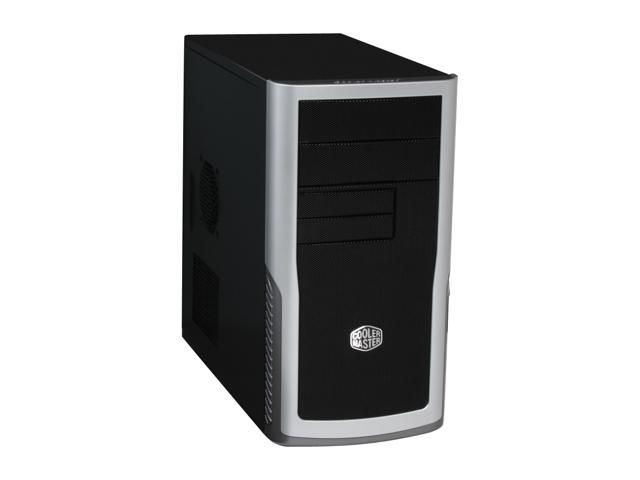 COOLER MASTER Elite 340 RC-340C-KKN1-GP Black Steel Micro ATX Mid Tower Computer Case
