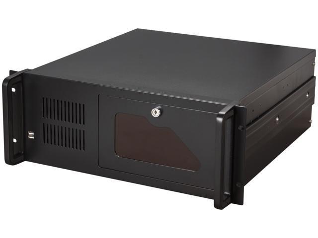 ARK 4U406 Black Server Case - Newegg com