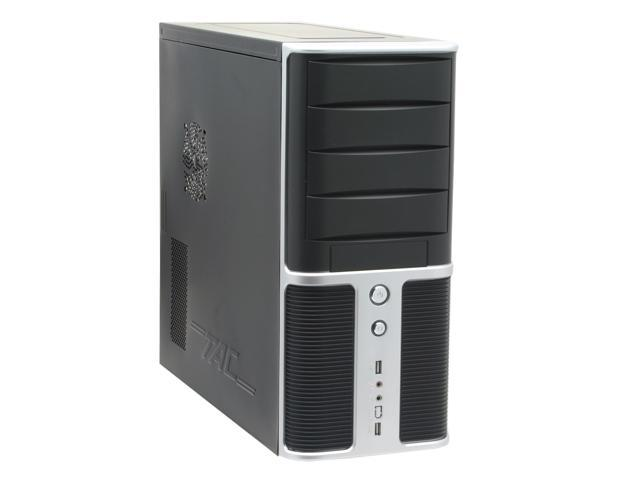DYNAPOWER USA Titan C2914.25.M158 Black SGCC Steel ATX Mid Tower Computer Case PEAK: 430W Power Supply