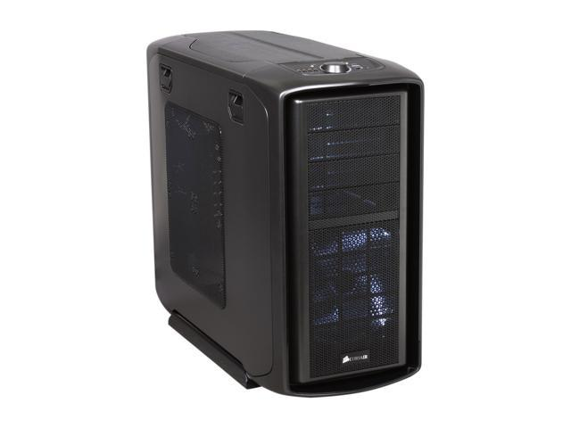 Corsair Graphite Series 600T CC600TM Graphite Grey Mid-Tower Gaming Case