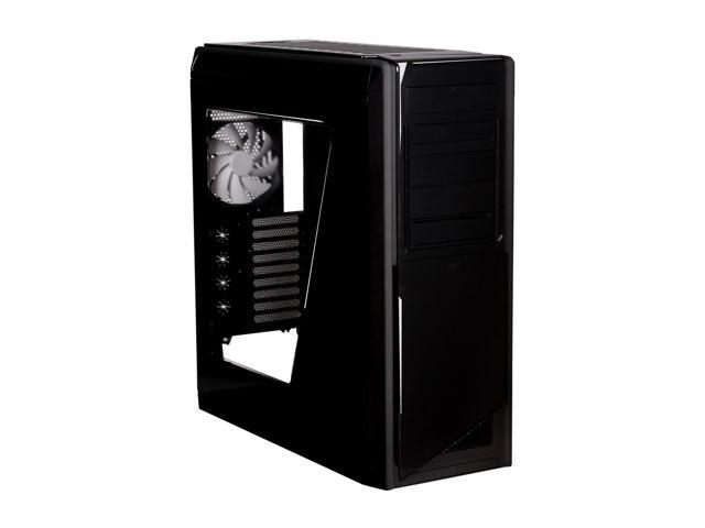 NZXT SWITCH 810 Black CA-SW810-B1 Steel / Plastic ATX HYBRID Full Tower Gaming Computer Case