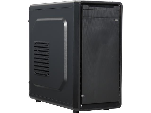 Rosewill micro atx mini tower computer case srm newegg