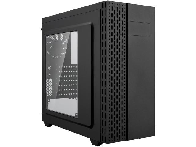 Rosewill ATX Mid Tower Gaming PC Computer Case, 360 mm water Cooling Radiator Support, USB 3.0 - ZIRCON T