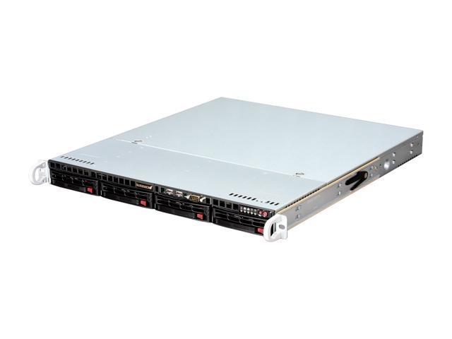 SUPERMICRO CSE-813MTQ-350CB Black 1U Rackmount Server Chassis - Newegg com