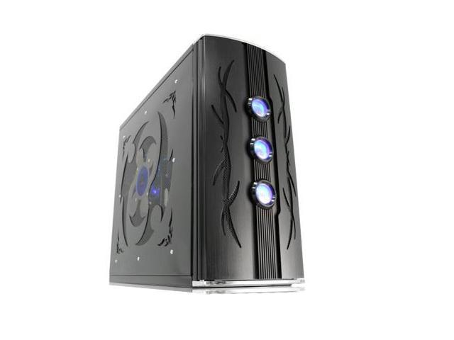 RAIDMAX SIRIUS ATX-701WB Black Aluminum ATX Mid Tower Computer Case -  Newegg com