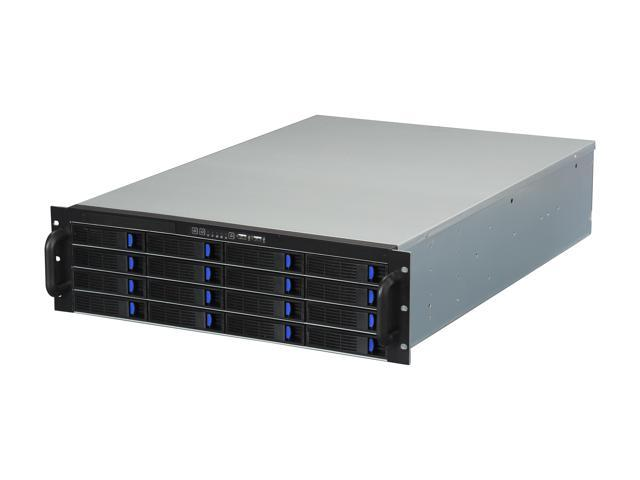 NORCO RPC-3116 3U Rackmount Server Chassis
