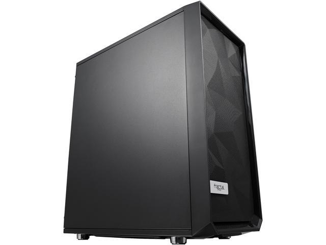 Fractal Design Meshify C Black ATX High-Airflow Compact Mid Tower Computer Case
