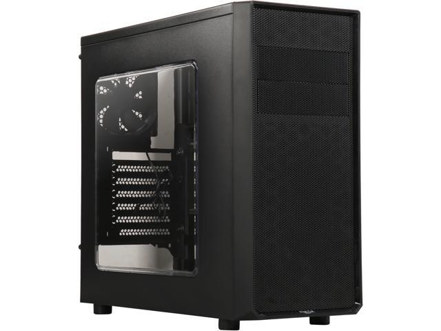 Fractal Design ATX / Micro ATX Mid Tower Computer Case