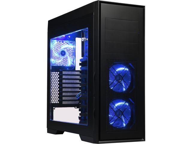 DIYPC D780-BK Black SECC ATX Full Tower Computer Case