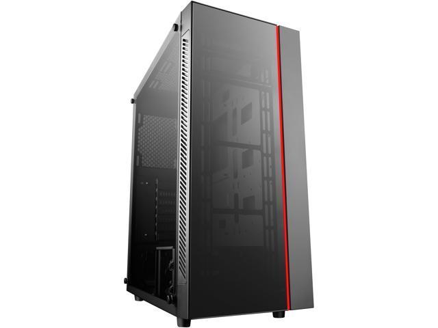 DEEPCOOL ATX / E-ATX / Micro ATX / Mini-ITX Mid Tower Computer Case
