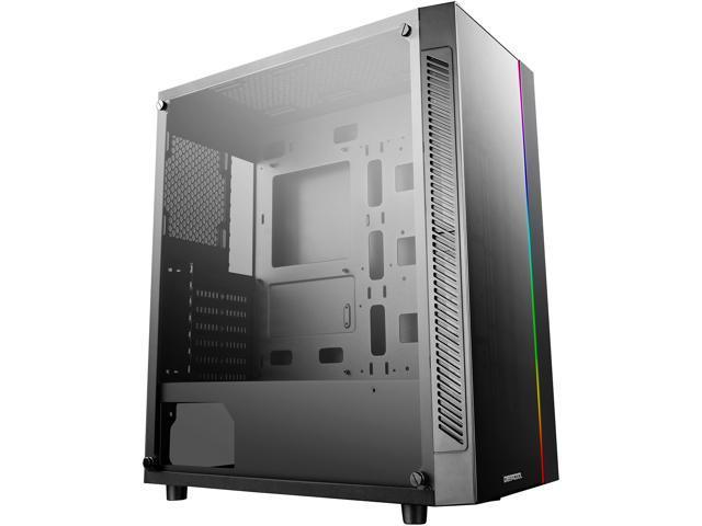 DEEPCOOL MATREXX 55 ADD-RGB ATX Mid-Tower Case Full-size Tempered Glass  Motherboard SYNC Control ADD-RGB Lighting System - Newegg ca
