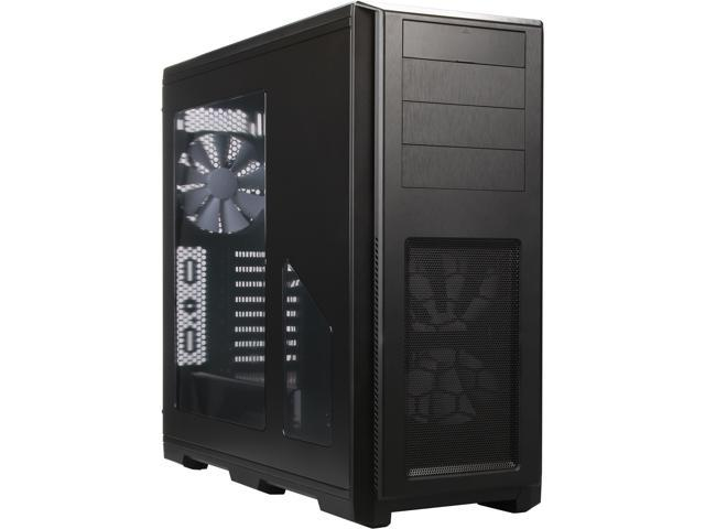 Phanteks Enthoo Pro Series PH-ES614P_BK Black Steel / Plastic ATX Full  Tower Computer Case - Newegg com