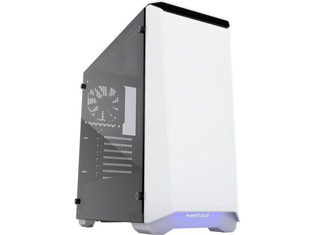 Phanteks Eclipse P400S PH-EC416PSTG_WT Silent Edition Glacier White  Tempered Glass/Steel RGB ATX Mid Tower Computer Case - Newegg com