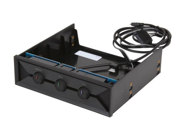 NZXT Hue 5 25-Inch RGB LED Color Changing Controller (AA-HUE30-01) -  Newegg com - Newegg com