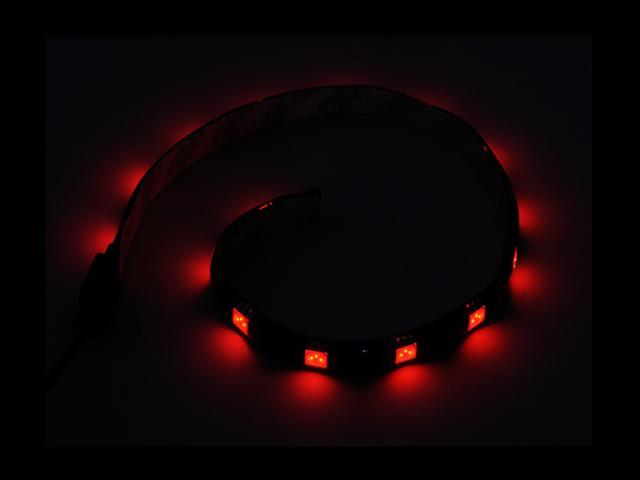 Silverstone ls01r flexible led light strip 12 30cm 300mm red silverstone ls01r flexible led light strip 12 aloadofball Gallery