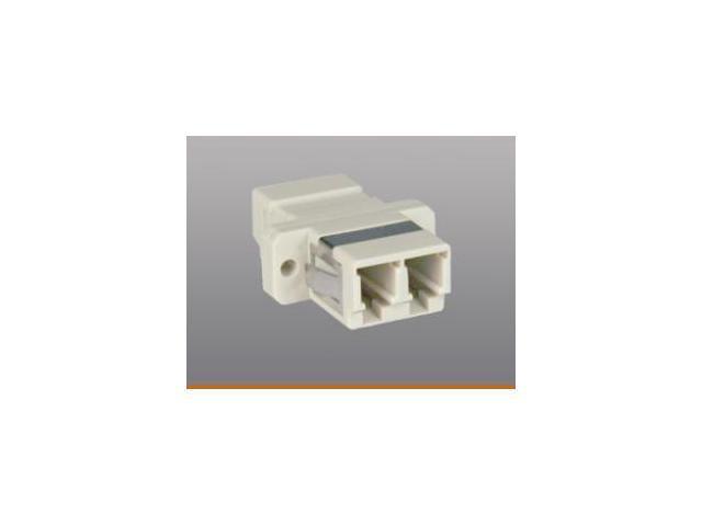 Tripp Lite N455-000 Fiber Optic Cable Coupler, LC LC, Duplex Multimode -  Newegg com