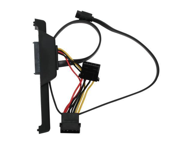 Silverstone Cp05 19 7 Convenient Hot Swappable Sata Ii Cable