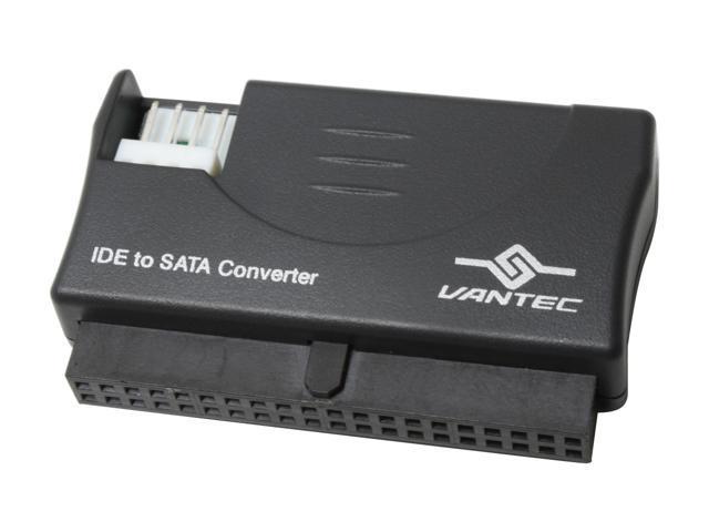 vantec ide to sata converter model cb is100 newegg com