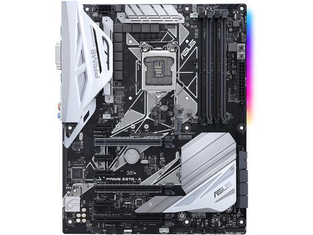 Asus Prime Z370 A Lga 1151 300 Series Intel Hdmi Sata 6gb
