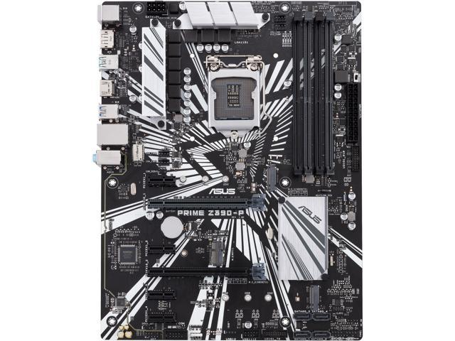 ASUS Prime Z390-P LGA 1151 (300 Series) ATX Intel Motherboard - Newegg com