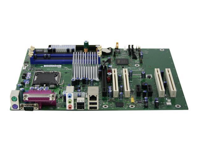 Intel Motherboard 955X Express chipset BTX BOXD955XCSLKR