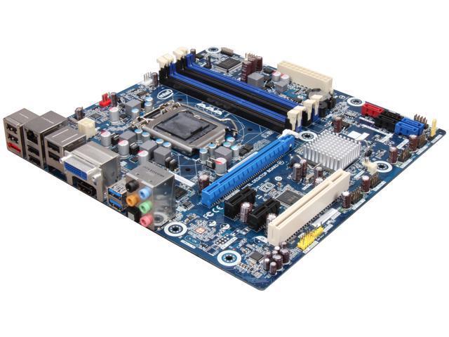 Intel BOXDH67BLB3 LGA 1155 Intel H67 HDMI SATA 6Gb/s USB 3 0 Micro ATX  Intel Motherboard - Newegg com