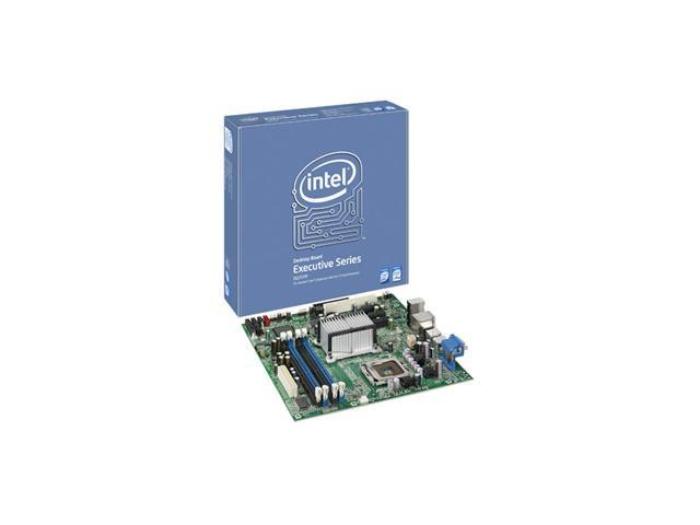 Intel DQ35MP Desktop Motherboard - Intel Q35 Express Chipset