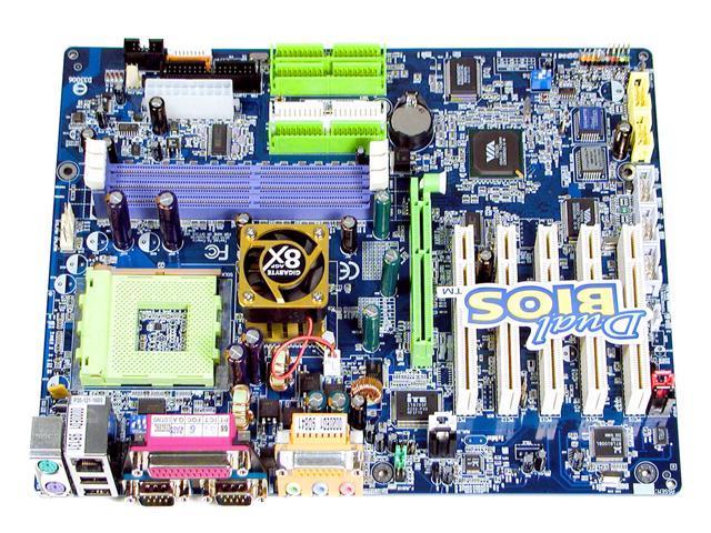Gigabyte Technology GA-7VAXP Ultra Socket A AMD Motherboard