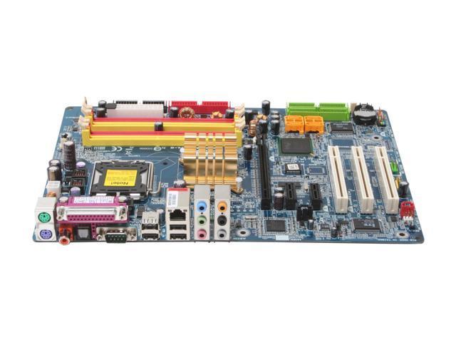 Gigabyte ga-8i945pl-g lga 775 intel 945pl express atx intel.
