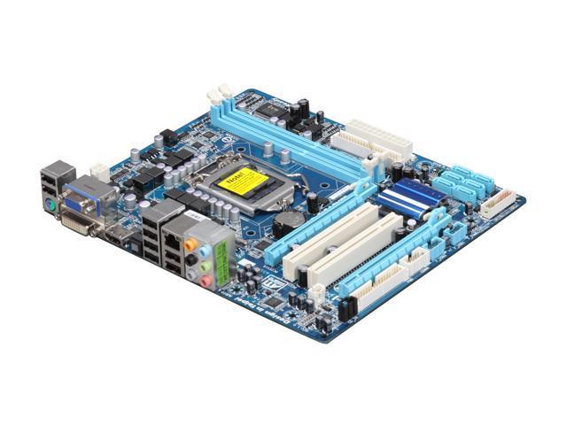 GIGABYTE GA-H55M-S2H LGA 1156 Intel H55 HDMI Micro ATX Intel
