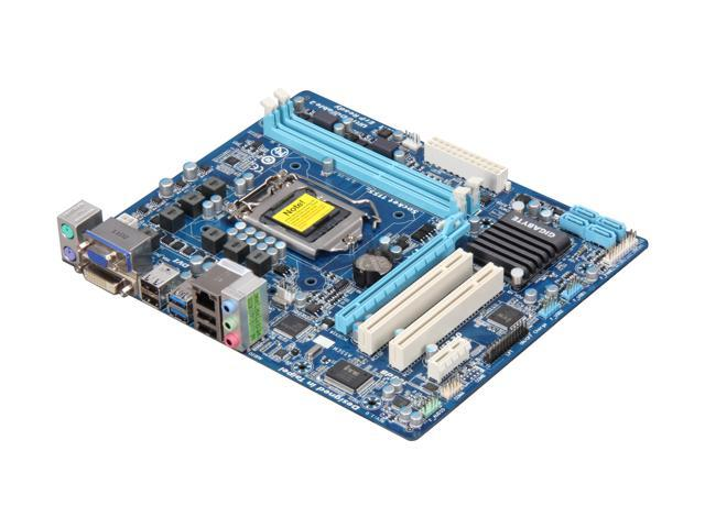 GIGABYTE GA-H61M-USB3-B3 LGA 1155 Intel H61 USB 3 0 Micro ATX Intel  Motherboard - Newegg com
