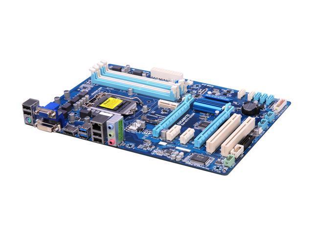 Used - Like New: GIGABYTE GA-H77-DS3H LGA 1155 Intel H77