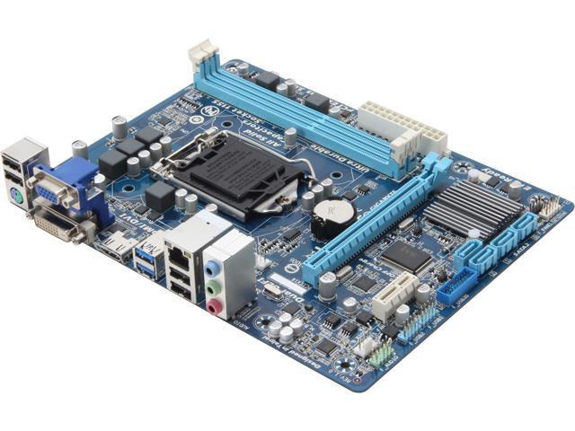 GIGABYTE GA-H61M-USB3H LGA 1155 Micro ATX Intel Motherboard with UEFI BIOS  - Newegg ca