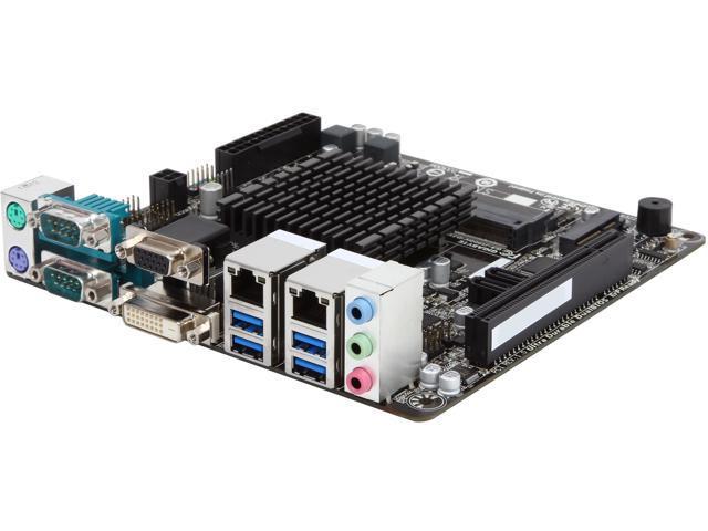 GIGABYTE GA-J1900N-D3V Intel Celeron J1900 Mini ITX Motherboard/CPU/VGA  Combo - Newegg com