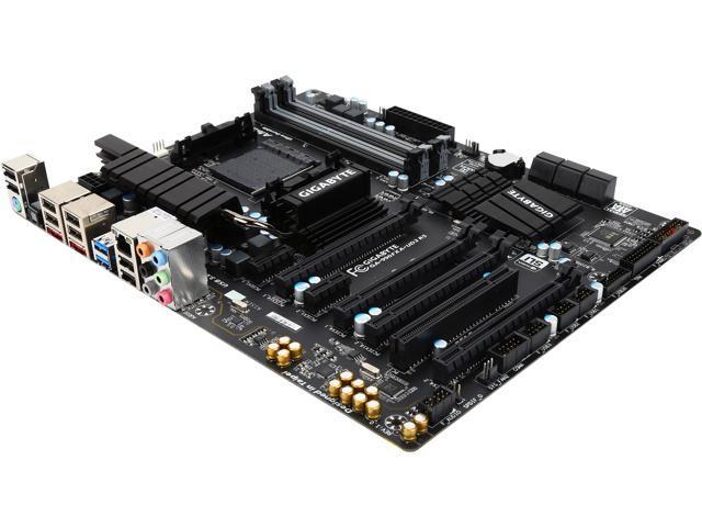 GIGABYTE GA-990FXA-UD3 R5 (rev. 1.0) AM3+/AM3 AMD 990FX