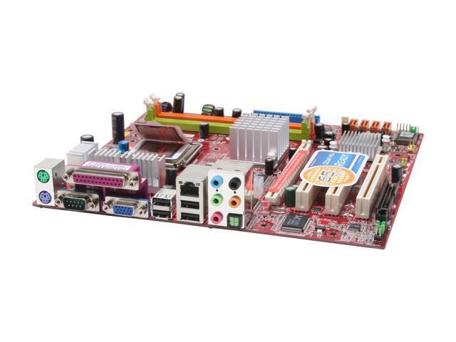 MSI 915GVM3 V LGA 775 Intel 915GV Micro ATX Motherboard