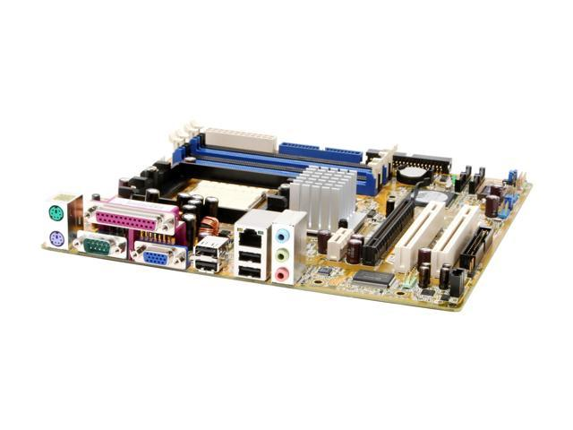 ASUS A8V motherboard ATX Socket 939 K8T800 Pro Series