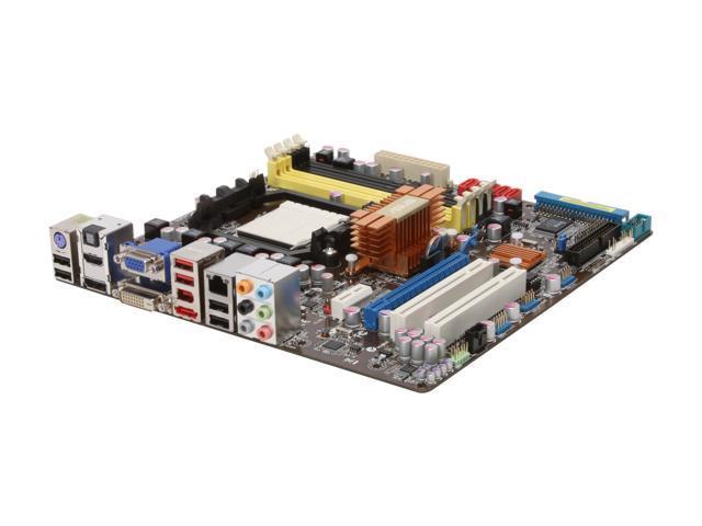 Asus M4A78-EM/1394 AMD VGA Drivers (2019)