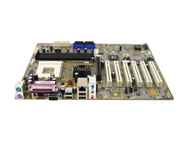 Asus Motherboard A7V8X-LA Specs - Drivers Download
