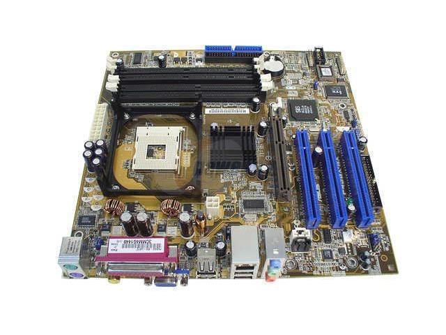 ASUS P4SGX-MX - motherboard - micro ATX - Socket - SiSGX Specs