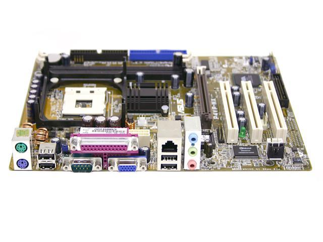 Asus p4v533-mx/p4vp-mx motherboard drivers install m397 | ebay.