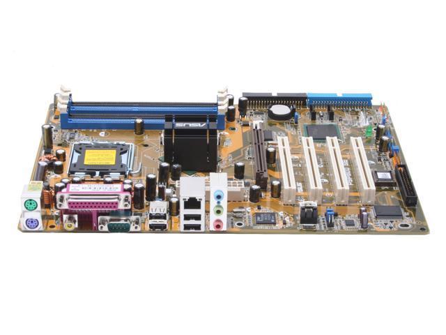 Asus p5p800 se lga 775 intel 865pe atx intel motherboard newegg. Com.