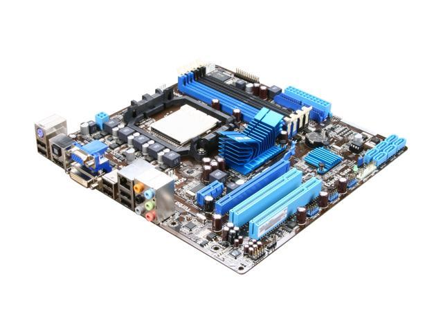 Download Driver: Asus M4A785-M AMD Chipset