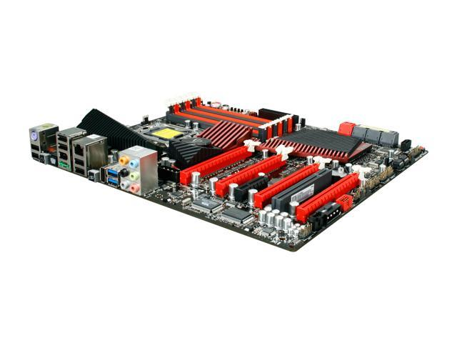 ASUS Rampage III Extreme LGA 1366 Intel X58 SATA 6Gb/s USB 3 0 ATX Intel  Motherboard - Newegg com