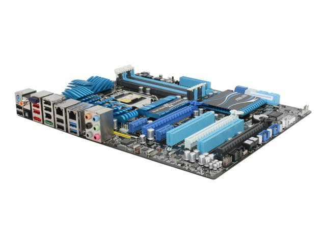 ASUS P8P67 DELUXE (REV 3.0) LGA 1155 Intel P67 SATA 6Gb/s USB 3.0 ATX Intel Motherboard with UEFI BIOS