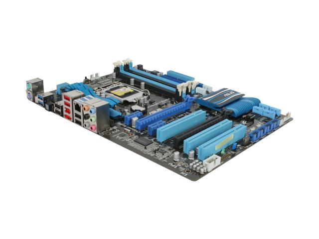 Asus P8P67 LE Motherboard Windows