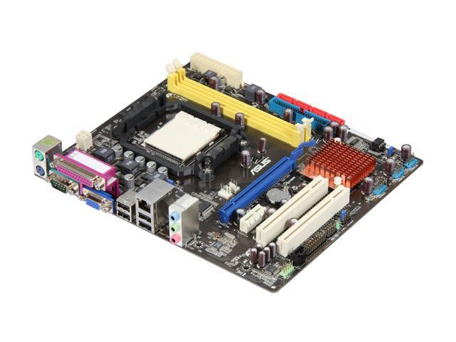 Asus M2n68 Am2   Am2 Nvidia Geforce 7025  Nforce