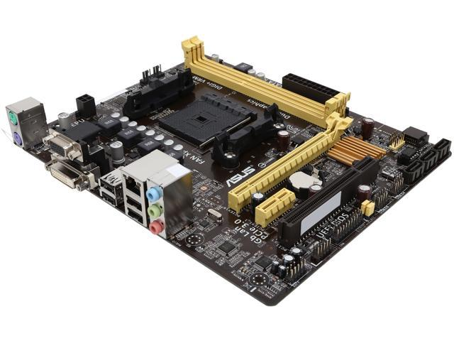 Asus A58M-E AMD AHCI Driver (2019)