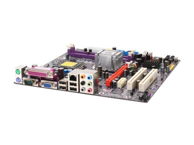 Ecs 945g-m3 (1. 0b) lga 775 intel 945g micro atx intel motherboard.